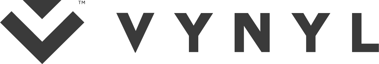 Vynyl logo inline