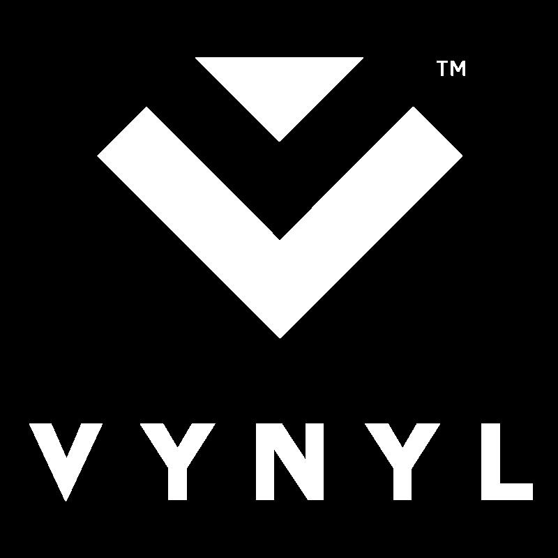 Logo - Stacked - White