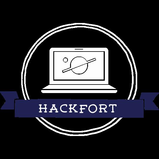 Hackfort logo
